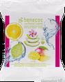 Prírodné odličovacie vlhčené obrúsky Benecos 25 ks