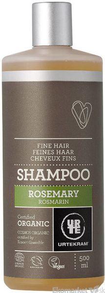 Prírodný šampón rozmarín URTEKRAM 500 ml
