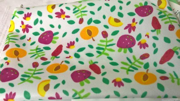 Taštička na vložky Popolini 17x12cm - kvety